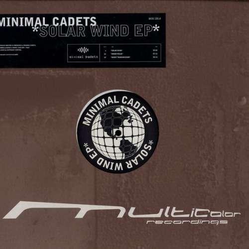 Bild Minimal Cadets - Solar Wind EP (12, EP) Schallplatten Ankauf