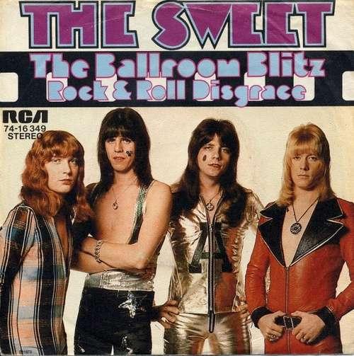 Bild The Sweet - The Ballroom Blitz (7, Single) Schallplatten Ankauf