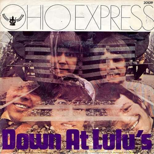 Cover Ohio Express - Down At Lulu's (7, Single, Mono) Schallplatten Ankauf