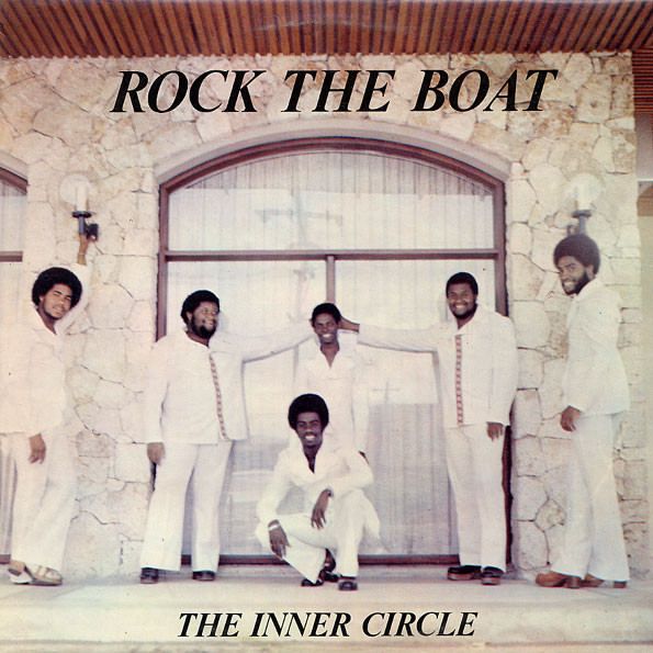 Bild The Inner Circle* - Rock The Boat (LP, Album) Schallplatten Ankauf