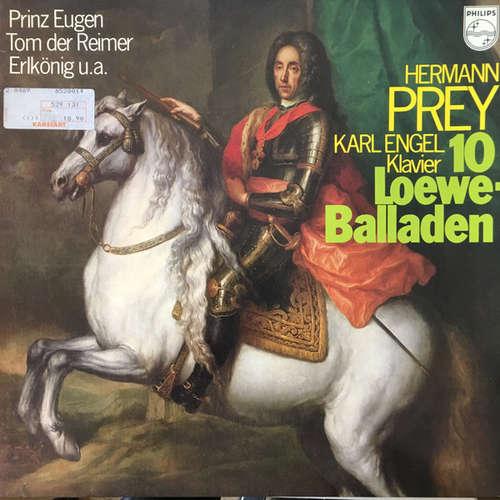 Bild Hermann Prey / Karl Engel - 10 Loewe-Balladen (LP) Schallplatten Ankauf