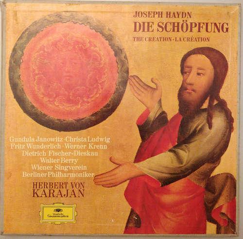 Bild Joseph Haydn, Herbert von Karajan - Die Schöpfung  = The Creation = La Création (2xLP, RE + Box) Schallplatten Ankauf