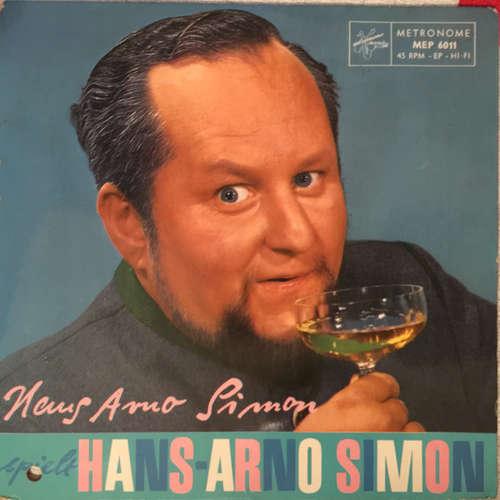 Bild Hans Arno Simon Und Seine All Stars - Hans-Arno Simon Spielt Hans-Arno Simon (7, EP) Schallplatten Ankauf