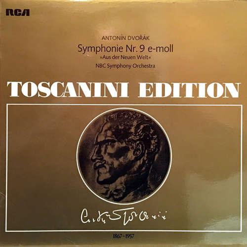 Bild Toscanini*, NBC Symphony Orchestra - Antonín Dvořák - Symphonie Nr. 9 E-Moll • »Aus Der Neuen Welt« • Toscanini Edition (LP, Album, Amb) Schallplatten Ankauf