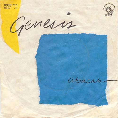 Bild Genesis - Abacab (7, Single) Schallplatten Ankauf