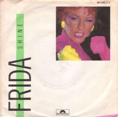 Cover zu Frida - Shine (7, Single) Schallplatten Ankauf