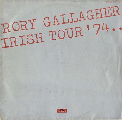 Cover Rory Gallagher - Irish Tour '74 (2xLP, Album, RP) Schallplatten Ankauf