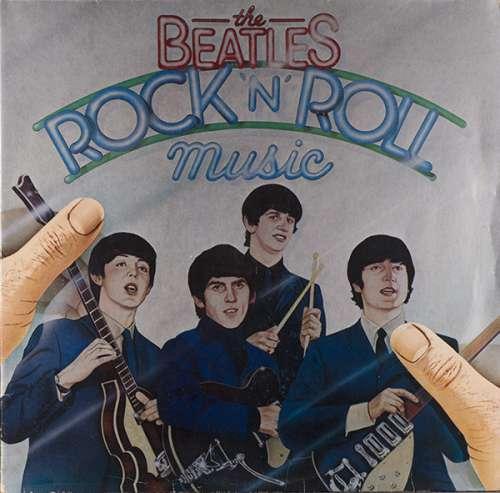 Cover Beatles, The - Rock 'N' Roll Music (2xLP, Comp, Gat) Schallplatten Ankauf