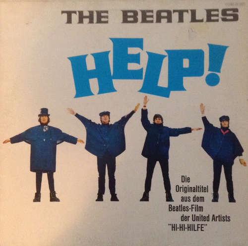 Cover The Beatles - Help! (LP, Album, RE) Schallplatten Ankauf