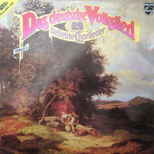 Bild Various - Das Deutsche Volkslied - Folge 2 (2xLP, Comp, Gat) Schallplatten Ankauf