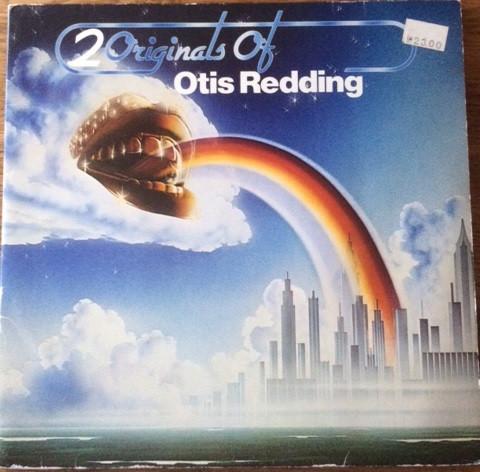 Cover zu Otis Redding - 2 Originals Of Otis Redding (2xLP, Comp) Schallplatten Ankauf
