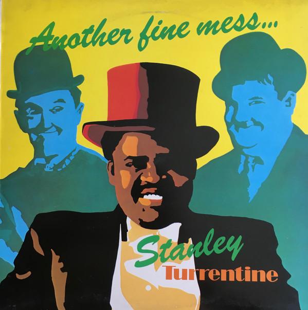 Cover Stanley Turrentine - Another Fine Mess (LP, Comp) Schallplatten Ankauf