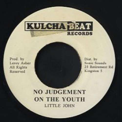 Cover Little John - No Judgement On The Youth (7, Single) Schallplatten Ankauf
