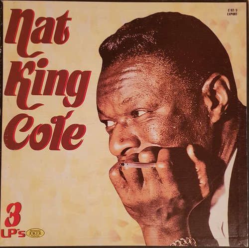 Cover Nat King Cole - 3 Records Set (3xLP, Comp) Schallplatten Ankauf