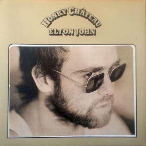 Cover zu Elton John - Honky Château (LP, Album, Env) Schallplatten Ankauf