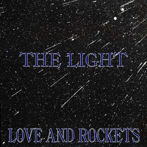 Cover zu Love And Rockets - The Light (12) Schallplatten Ankauf
