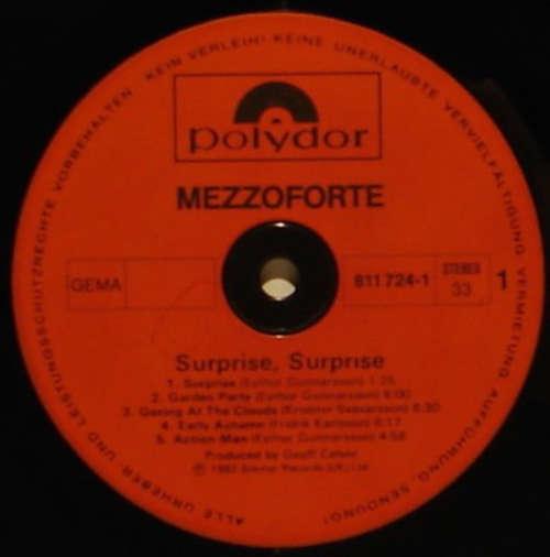 Bild Mezzoforte - Surprise, Surprise (LP, Album) Schallplatten Ankauf