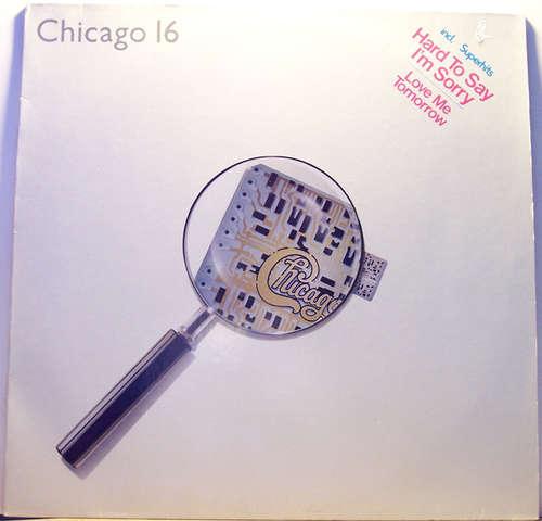 Cover Chicago (2) - Chicago 16 (LP, Album) Schallplatten Ankauf