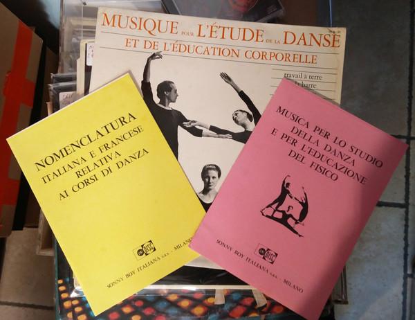 Bild Jacques Lacome - Musique Pour L'Étude De La Danse Et De L'Éducation Corporelle (LP, Album) Schallplatten Ankauf