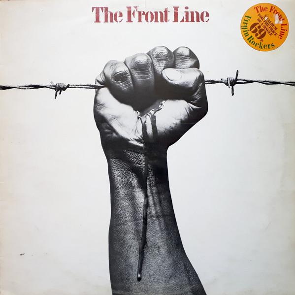 Cover zu Various - The Front Line (LP, Mono, Smplr) Schallplatten Ankauf