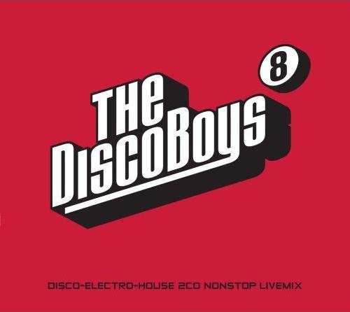 Cover The Disco Boys - The Disco Boys - Volume 8 (2xCD, Comp, Ltd, Mixed) Schallplatten Ankauf