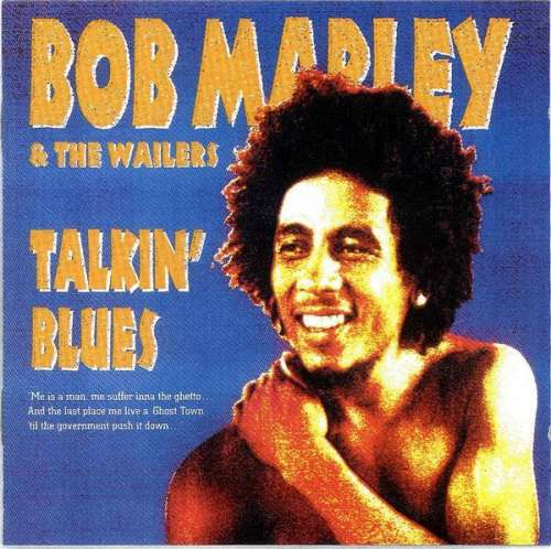 Cover Bob Marley & The Wailers - Talkin' Blues (CD, Album) Schallplatten Ankauf
