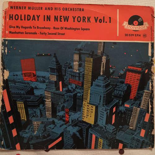 Bild Werner Müller Und Sein Orchester - Holiday In New York Vol. 1 (7, EP) Schallplatten Ankauf