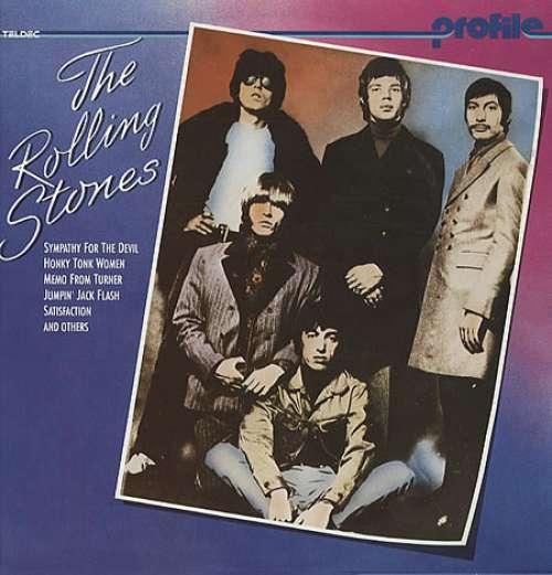 Cover The Rolling Stones - Profile (LP, Comp) Schallplatten Ankauf