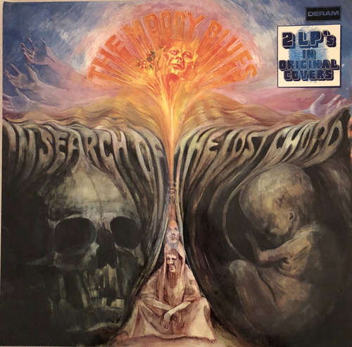 Bild The Moody Blues - In Search Of The Lost Chord / Days Of Future Passed (2xLP, Comp, Gat) Schallplatten Ankauf