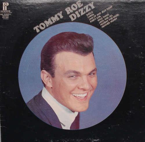 Cover zu Tommy Roe - Dizzy (LP, Comp) Schallplatten Ankauf