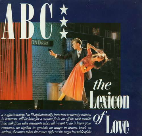 Cover zu ABC - The Lexicon Of Love (LP, Album) Schallplatten Ankauf