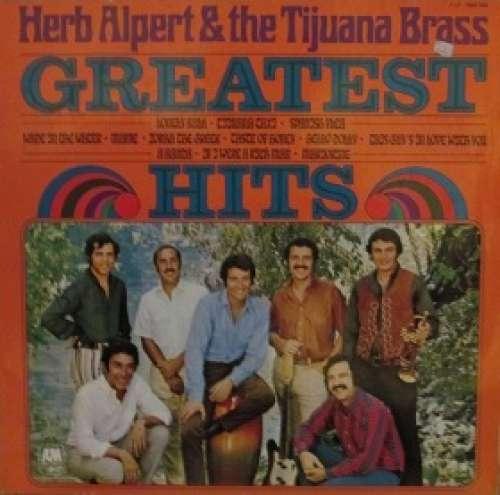 Bild Herb Alpert & The Tijuana Brass - Greatest Hits (LP, Comp, Gat) Schallplatten Ankauf