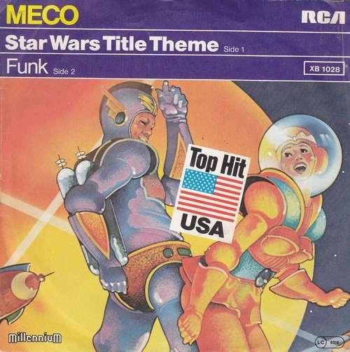 Bild Meco* - Star Wars Title Theme (7, Single) Schallplatten Ankauf