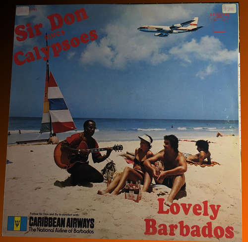 Cover Don Marshall (3) - Lovely Barbados (LP, Album) Schallplatten Ankauf