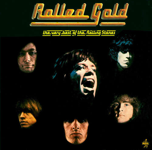 Cover The Rolling Stones - Rolled Gold - The Very Best Of The Rolling Stones (2xLP, Comp, RE, Gat) Schallplatten Ankauf
