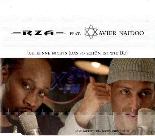 Cover RZA Feat. Xavier Naidoo - Ich Kenne Nichts (Das So Schön Ist Wie Du) (CD, Maxi, Enh) Schallplatten Ankauf