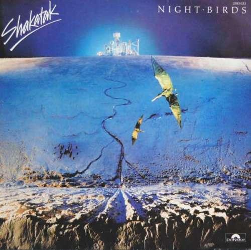 Cover Shakatak - Night Birds (LP, Album) Schallplatten Ankauf