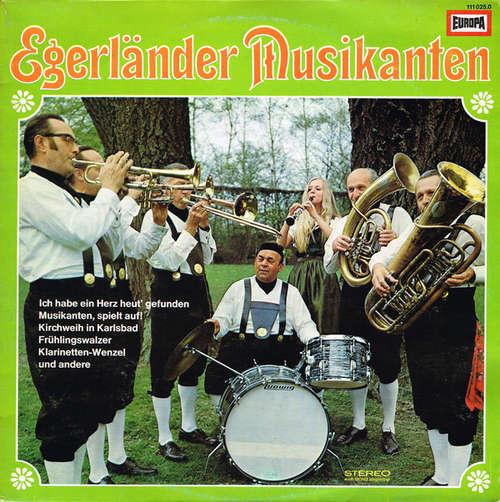Bild Die Falkenauer Musikanten, Hans Und Wenzel - Egerländer Musikanten (LP, Mono) Schallplatten Ankauf