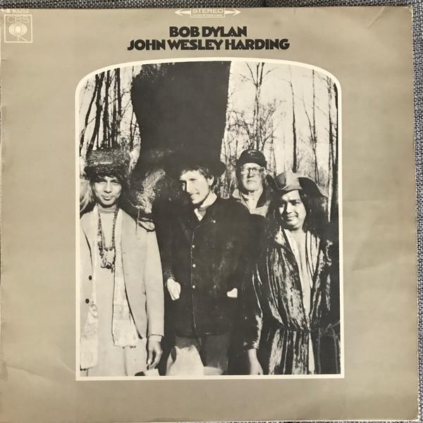 Bild Bob Dylan - John Wesley Harding (LP, Album, 1st) Schallplatten Ankauf