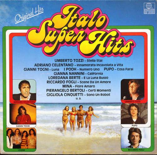 Bild Various - Italo Super Hits (Original Hits) (LP, Comp) Schallplatten Ankauf