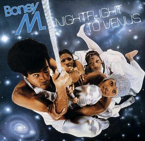 Cover Boney M. - Nightflight To Venus (LP, Album, Sec) Schallplatten Ankauf