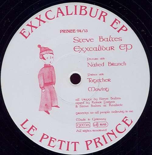 Bild Steve Baltes - Exxcalibur EP (12, EP) Schallplatten Ankauf