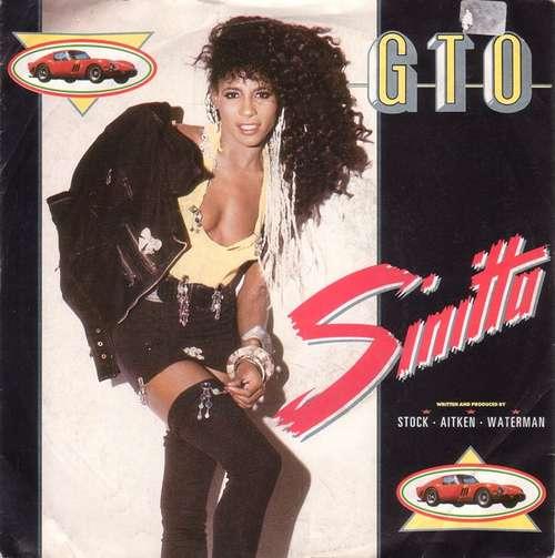 Cover Sinitta - GTO (7, Single) Schallplatten Ankauf