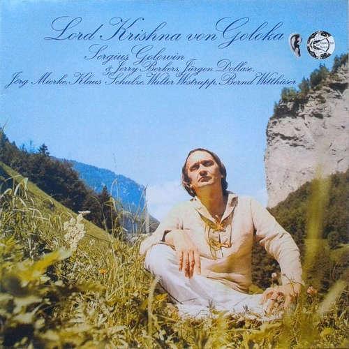 Cover Sergius Golowin - Lord Krishna Von Goloka (LP, Album, RE) Schallplatten Ankauf