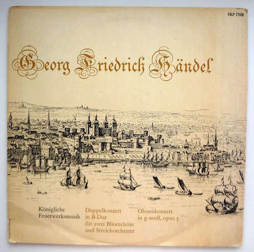 Bild Georg Friedrich Händel, Jean-François Paillard - Königliche Feuerwerksmusik (LP, Album, Mono) Schallplatten Ankauf