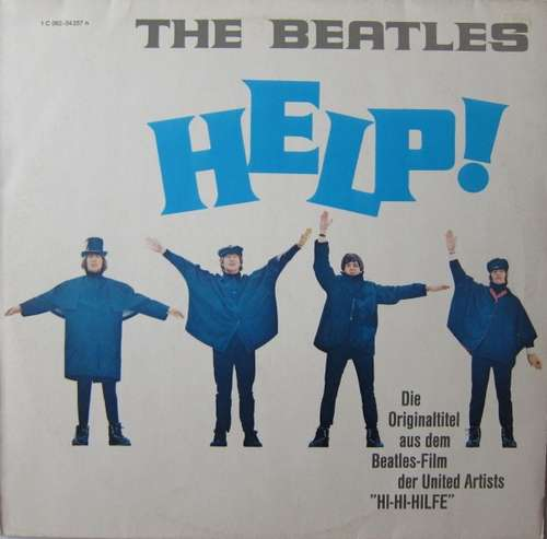 Cover The Beatles - Help! (LP, Album, RE) Schallplatten Ankauf