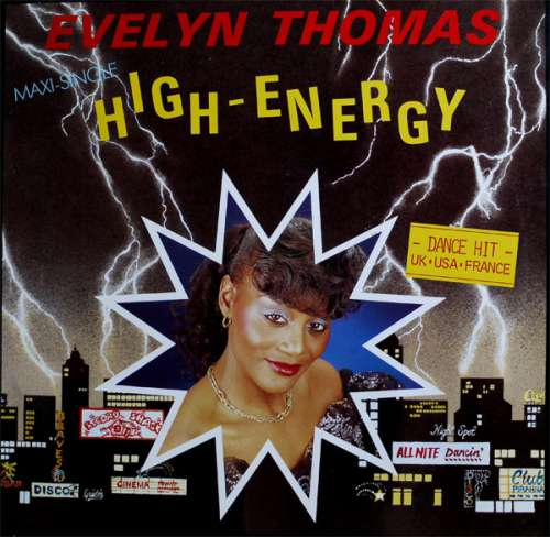 Bild Evelyn Thomas - High Energy (12, Maxi) Schallplatten Ankauf