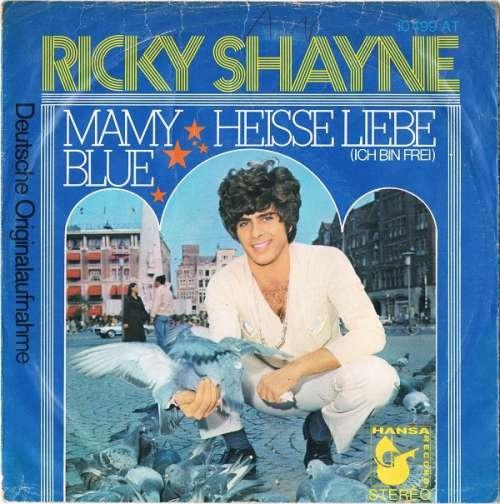 Cover zu Ricky Shayne - Mamy Blue (7, Single) Schallplatten Ankauf