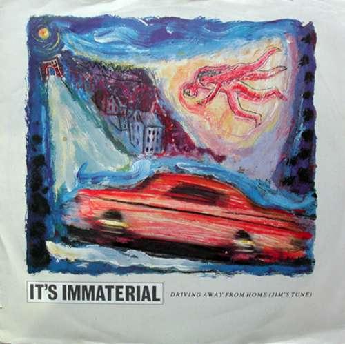 Bild It's Immaterial - Driving Away From Home (Jim's Tune) (7, Single) Schallplatten Ankauf