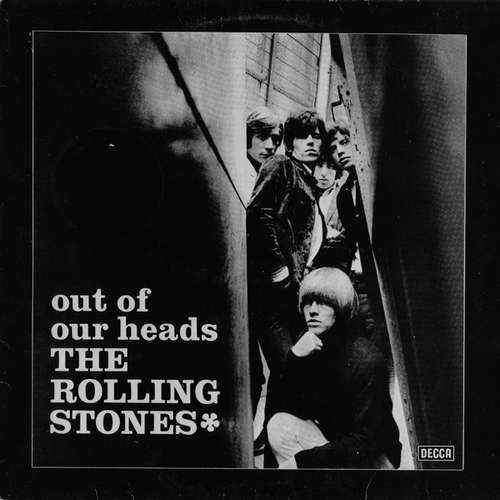 Cover The Rolling Stones - Out Of Our Heads (LP, Album, RE) Schallplatten Ankauf